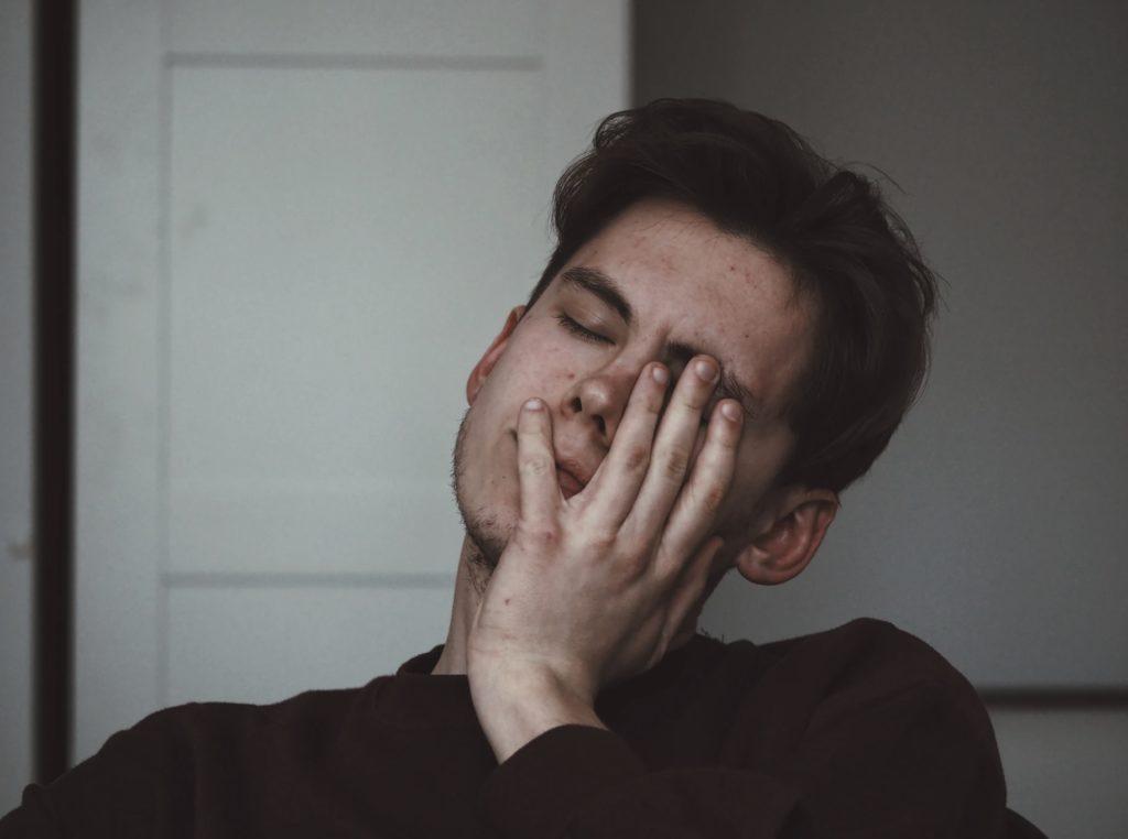 Männer mit Lupus