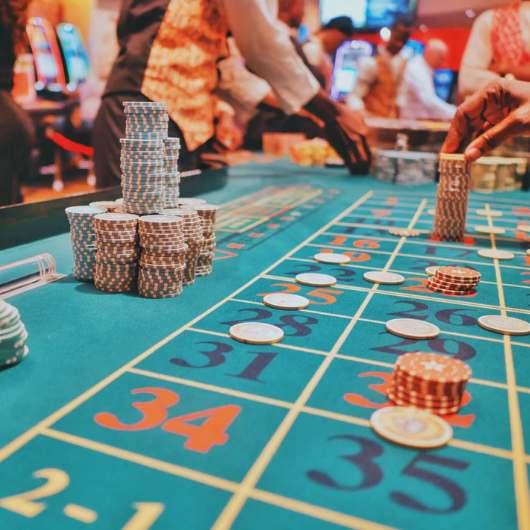 Ein Glücksspiel