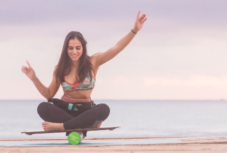 Aufrechterhaltung des Gleichgewichts im Körper durch Akupunktur