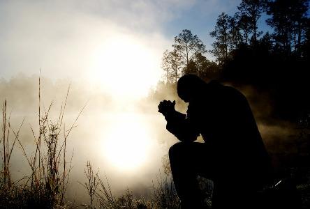 Für Gesundheit beten