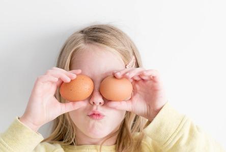 Kinder und schlechte Gewohnheiten