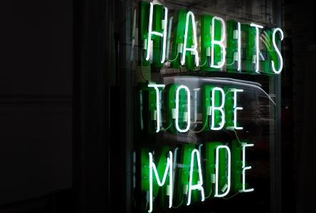 Forschung über schlechte Gewohnheiten