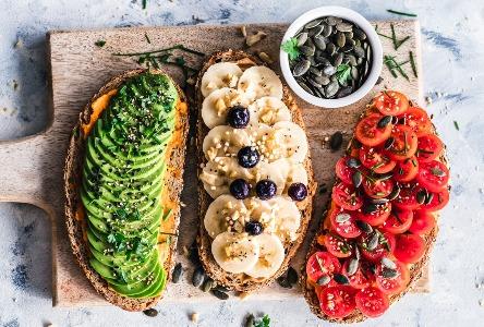Eine schmackhafte Art der Rohkost-Vegan-Diät