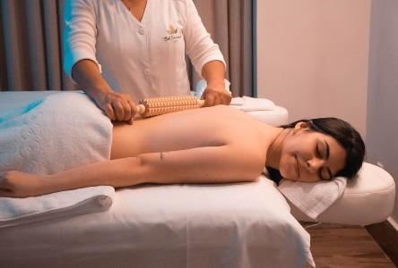 Körpermassage
