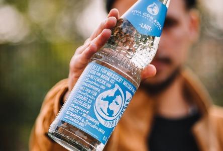 Flaschen- oder Leitungswasser eine Frage des Geschmacks