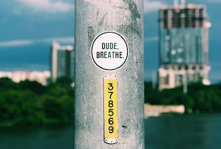 Atmen Sie Ihren Weg zur Gesundheit