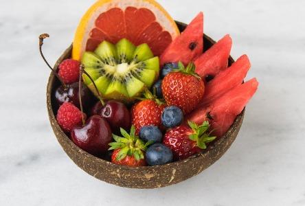 Genießen Sie einen gesünderen Lebensstil mit mehr Obst und Gemüse