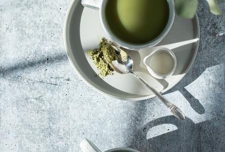 Grüner Tee eine gesunde Alternative zu Soda